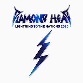 "Ο δίσκος των Diamond Head ""Lightning to the Nations 2020"""