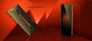 Nubia Gaming telephone Nubia Red Magic launched Nubia Gaming telephone Nubia Red Magic launched