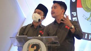 Nasib Artis di Pilkada: Sahrul Menang, Adly Fairuz Tumbang
