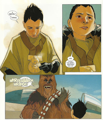 every day is like wednesday review star wars chewbacca
