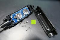Batterien wechseln: GHB fleischthermometer bbq thermometer Digitales Universales Haushaltsthermometer für BBQ Fleisch Steak Braten Jam Wein Steak Schwarz ca. 11.5 cm