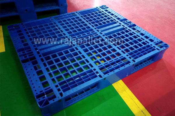 Pallet Plastik Bekas Berkualitas Ready Stock