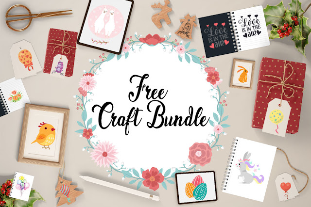 Free Craft Bundle