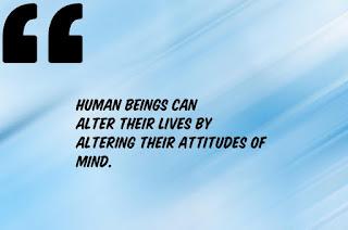 Attitude quotes for status