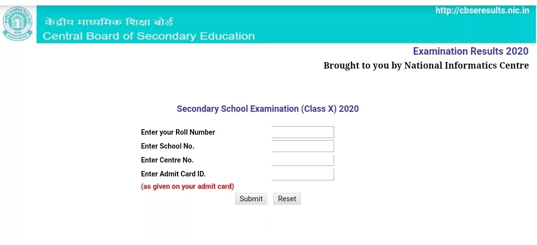 CBSE 10th Result 2021 Release Soon @cbseresults.nic.in