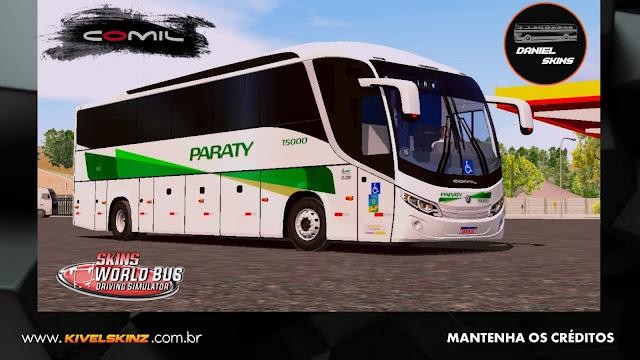 COMIL 1200 4X2 - VIAÇÃO PARATY