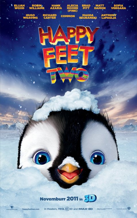 Happy Feet 2 (2011) Película Completa HD 1080p [MEGA] [LATINO]