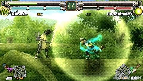 Naruto Ultimate Ninja Heroes 2 The Phantom Fortress SS 4