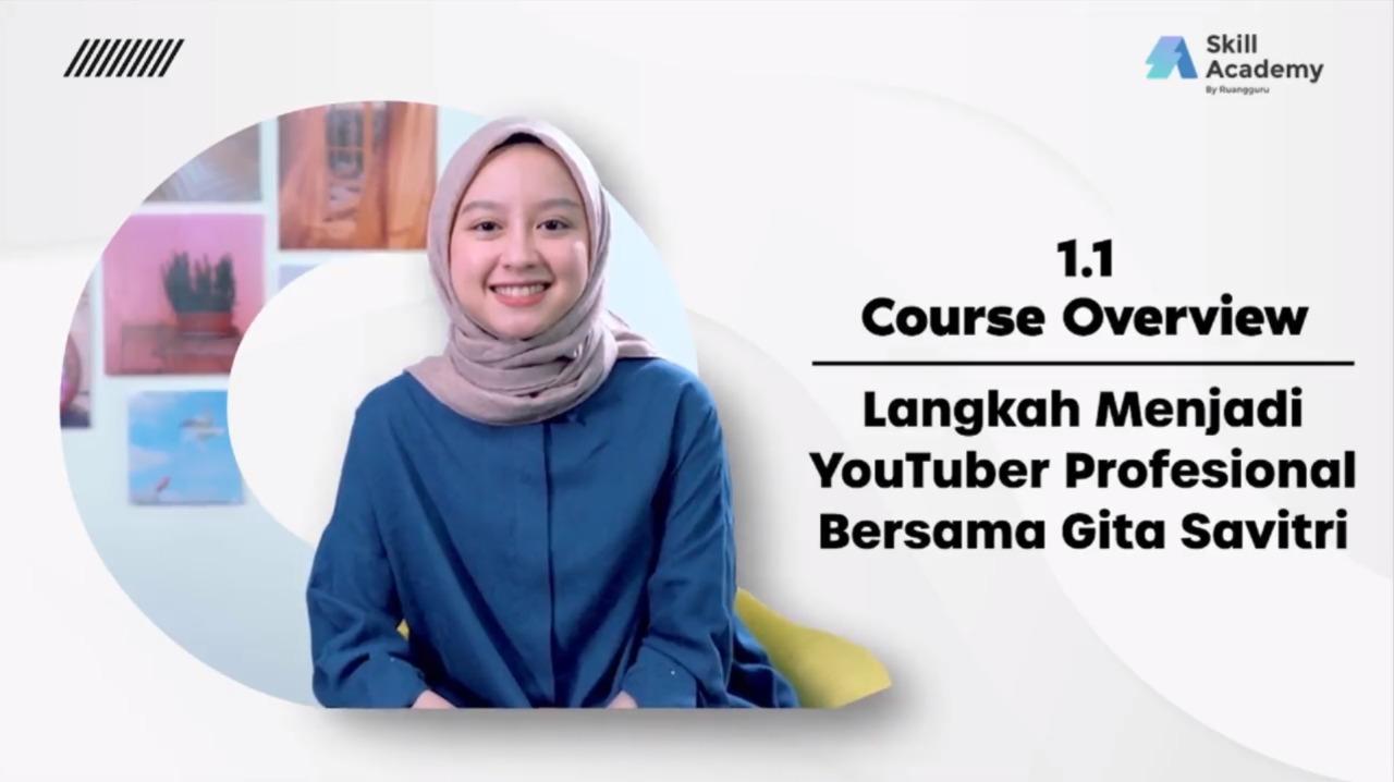 Langkah Menjadi Youtuber Profesional Bersama Gita Savitri Papabackpacker