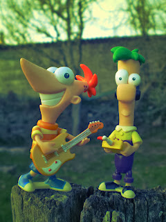 Gambar Phineas And Ferb