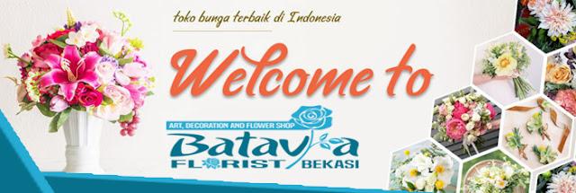 Selamat Datang di Toko Bunga Pademangan Timur- Batavia Florist