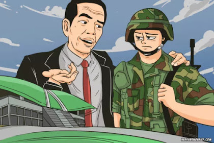 Hersubeno Arief: Neo Dwifungsi, Siapa yang Lebih Butuh, Jokowi atau TNI?