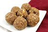 Nut and Raisin Protein Bliss Balls
