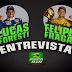 Entrevista Lucas Foresti e Felipe Fraga