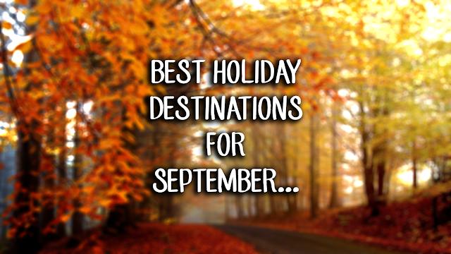 September Holidays