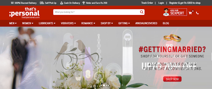 India's First Premium Store to discuss relationships, love and sex.