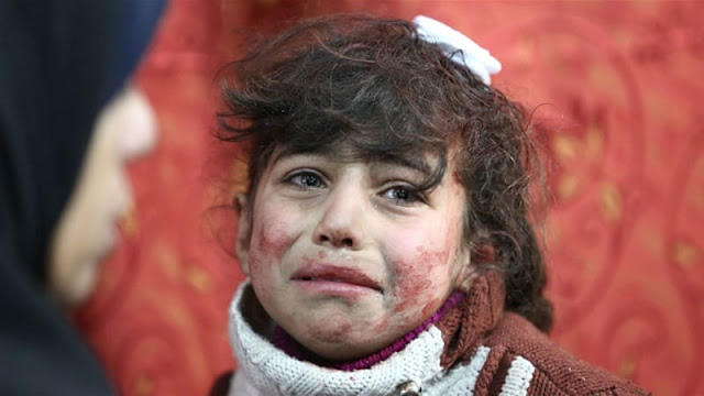Syria is burning -  'Survive or die together': More than 400 killed in Eastern Ghouta