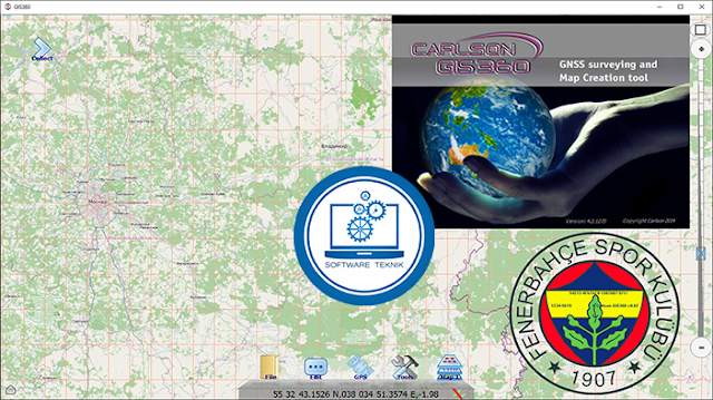 Carlson GIS360 v4.2.1273