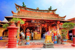 Empat (4) Tempat Wisata Heritage Paling Populer Di Tangerang