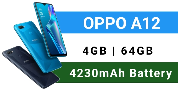 Oppo A12 New SmartPhone In India,Oppo A12 Full Phone Specification 2020