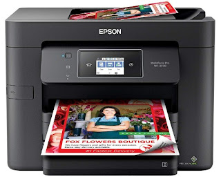 Epson Workforce Pro WF-3730 Driver Download