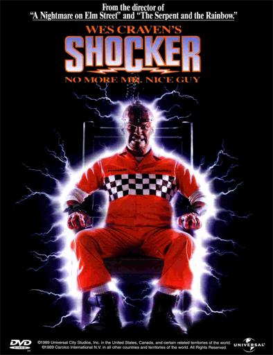 Ver Shocker, 100.000 voltios de terror (1989) Online