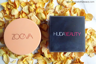 Zoeva Vs Huda Beauty  Review & Swatches