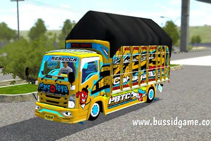 Mod Truck Isuzu NMR71 Rebecca Margo Joyo By Souleh Art