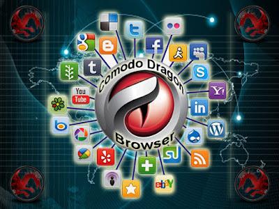 Comodo Dragon browser