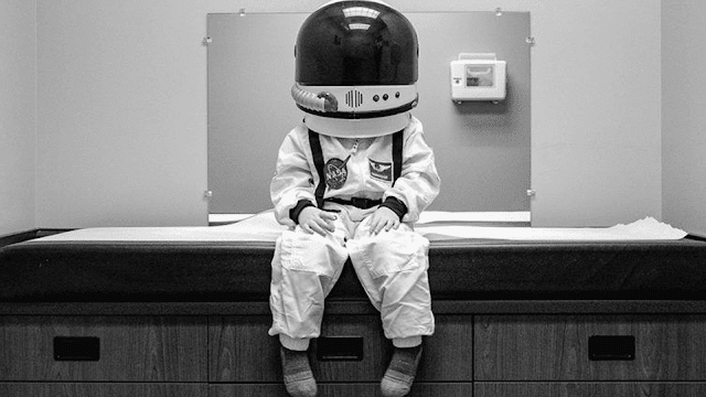 Can kids go to space?