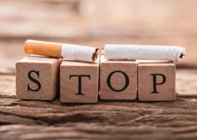 quitting smoking and drinking