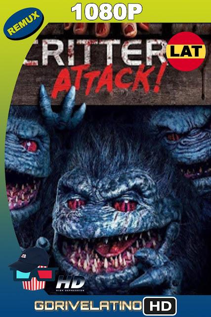 Critters ¡Al ataque! LAT (2019) BDRemux HD1080 MKV