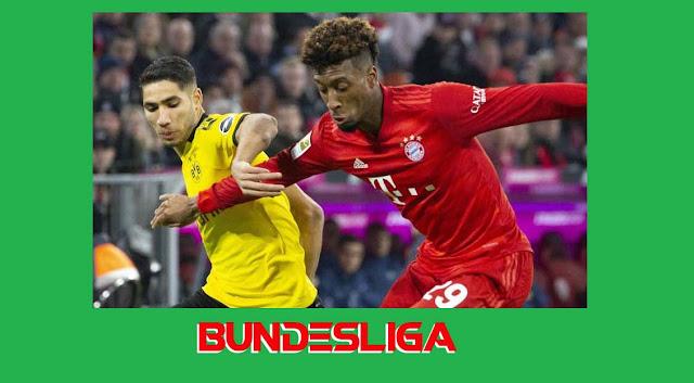 بايرن ميونخ يتقدم بفارق 7 نقاط في البوندسليغا عن دورتموند bundesliga Kora