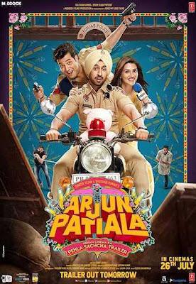 Arjun Patiala 2019 Hindi 720p Pre-DVDRip 1.2GB