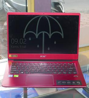 Laptop Acer Swift SF314 Core i3 Dual VGA