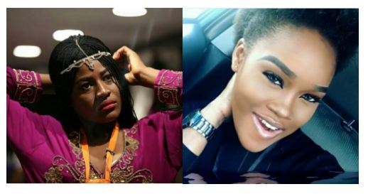 #BBNaija3: Cee-C And Alex Gets Into A Heated Argument, Almost Come To Blows (VIDEO)