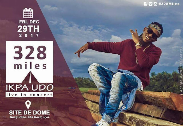Akwa Ibom Are You Ready??? | 328 Miles Going Down Soon | HypeMan | Get your Tickets Now...