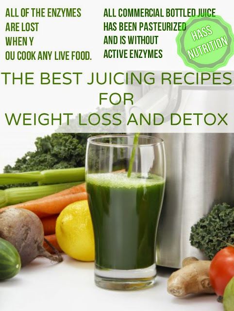 The Best Juicing Recipes for Weight Loss and Detox