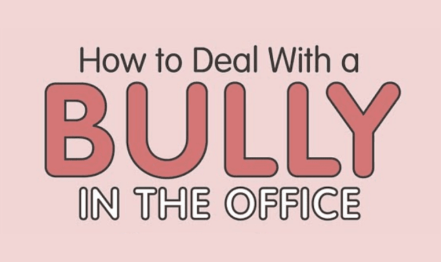 How to deal with bullying in the Office