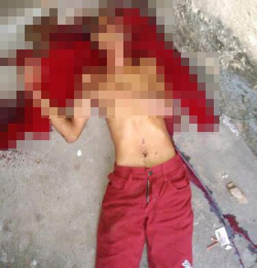 LAMARÃO: Jovem é morto com 5 tiros na cabeça no primeiro dia do ano