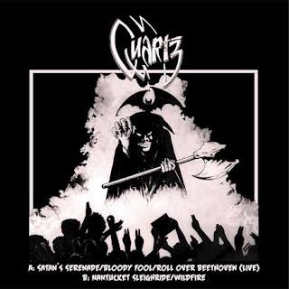 """Το ep των Quartz """"Satan's Serenade"""""""