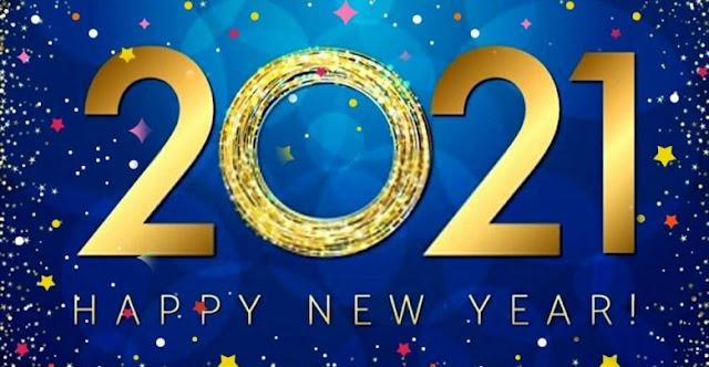 رسائل تهنئة رأس السنة 2021 جديدة | صور خلفيات معايدة العام الجديد 2021