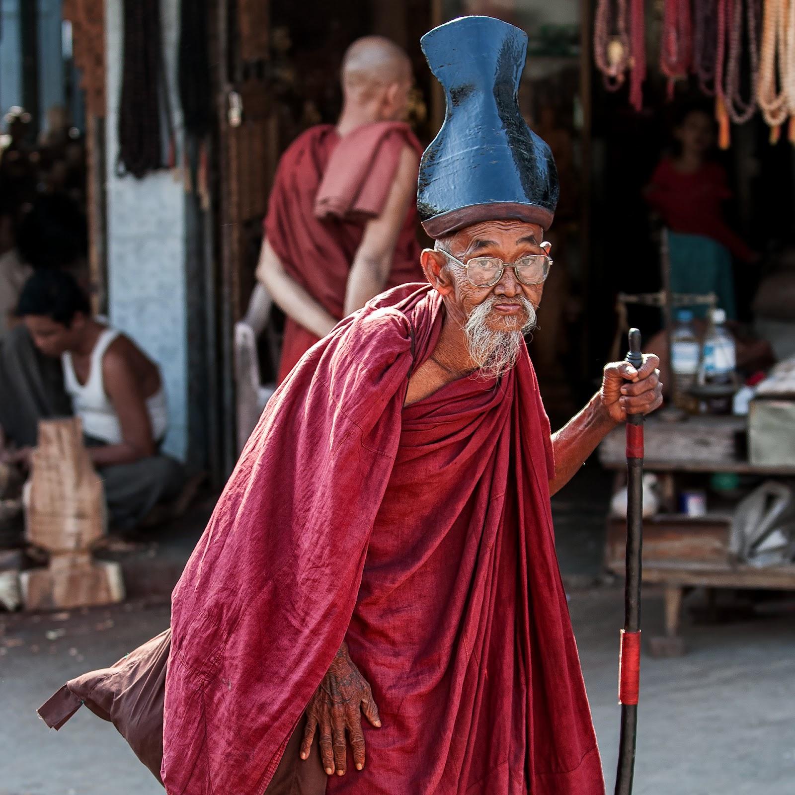 Myanmar-Mnisi i mniszki