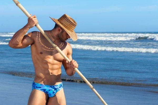 Argentinean Beefy:Lautaro Gonzalez Shirtless by Gastohn Barrios