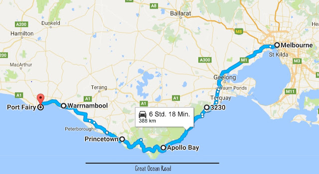 Route, Roadtrip, Australien