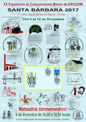 cartel, exposición, coleccionismo, minería