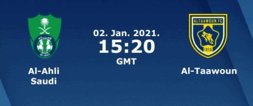 بث مباشر مباراة الاهلي السعودي والتعاون
