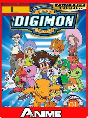 Digimon AdventureHD [1080P] latino [GoogleDrive-Mega]dizonHD