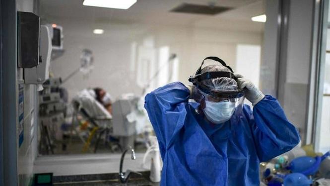 Reportaron 7.477 contagios y 155 muertes en las últimas 24 horas en el país