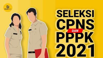 Formasi CPNS dan PPPK 2021 Kementerian Agraria dan Tata Ruang/Badan Pertanahan Nasional